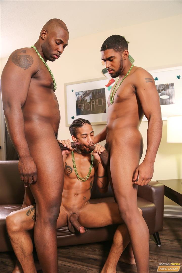 cock big Threesome pics