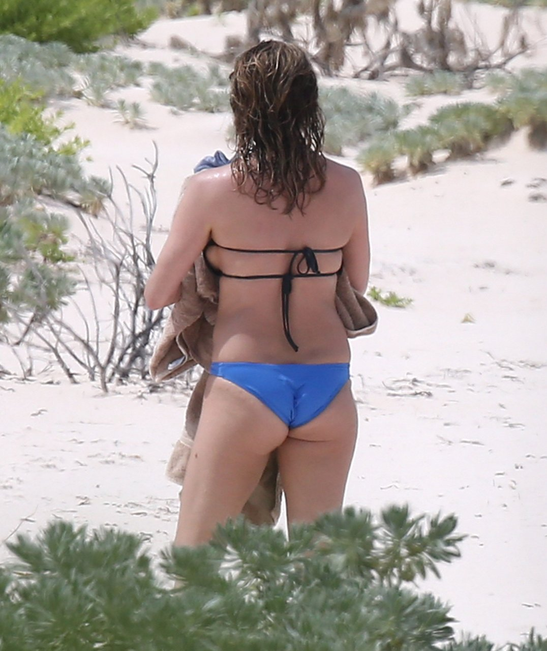 aniston bikini jennifer Hot
