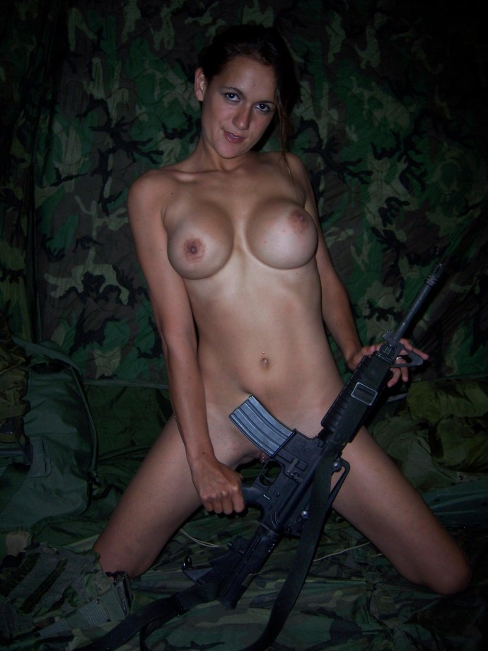 U s military girls naked