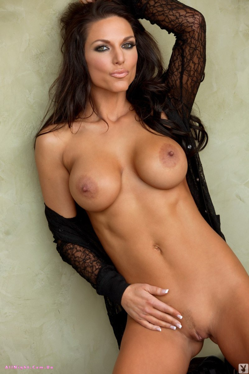 nude Playboy avery morgan