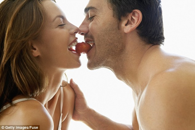 sexual give you stamina that Foods