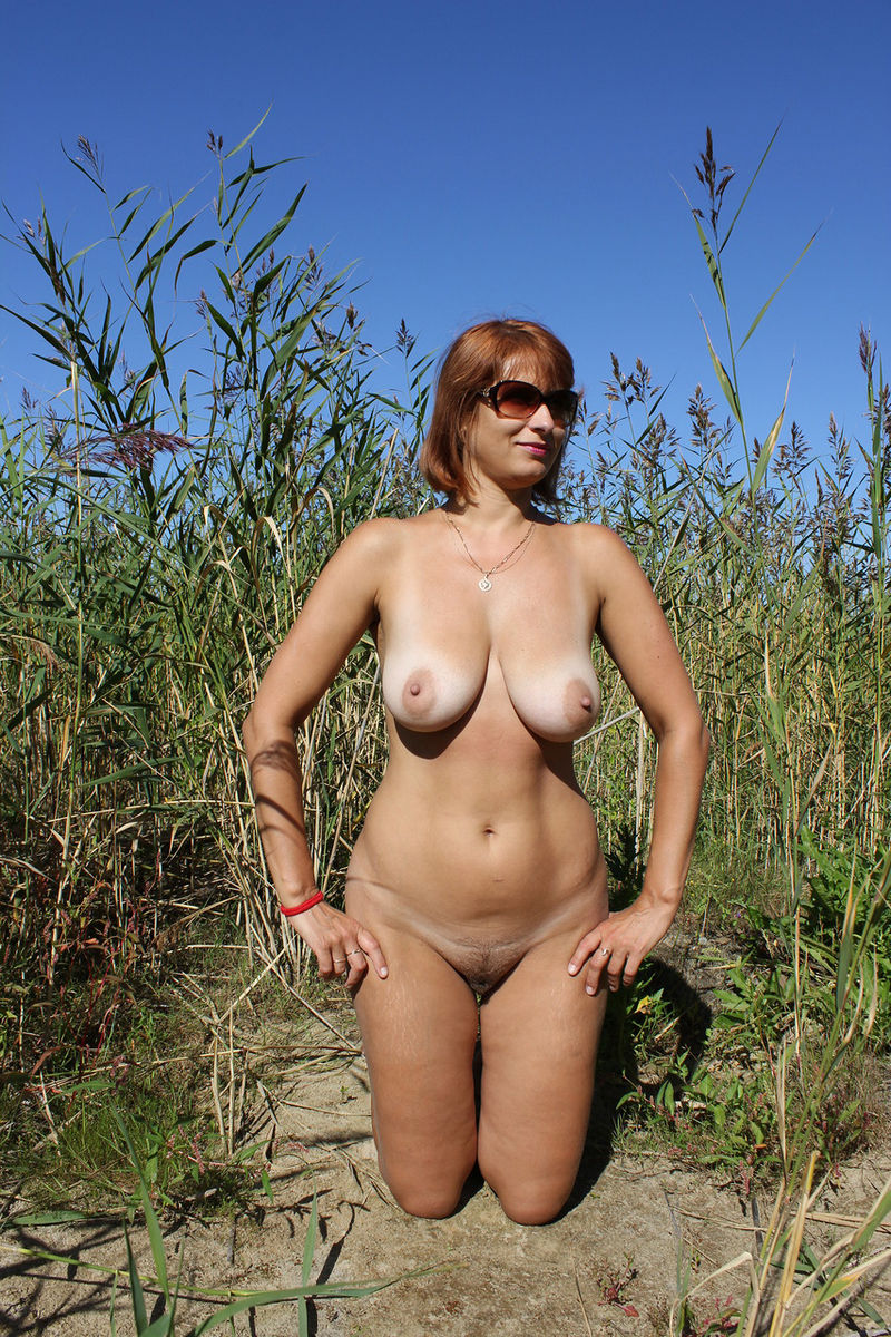 amateur Russian mature