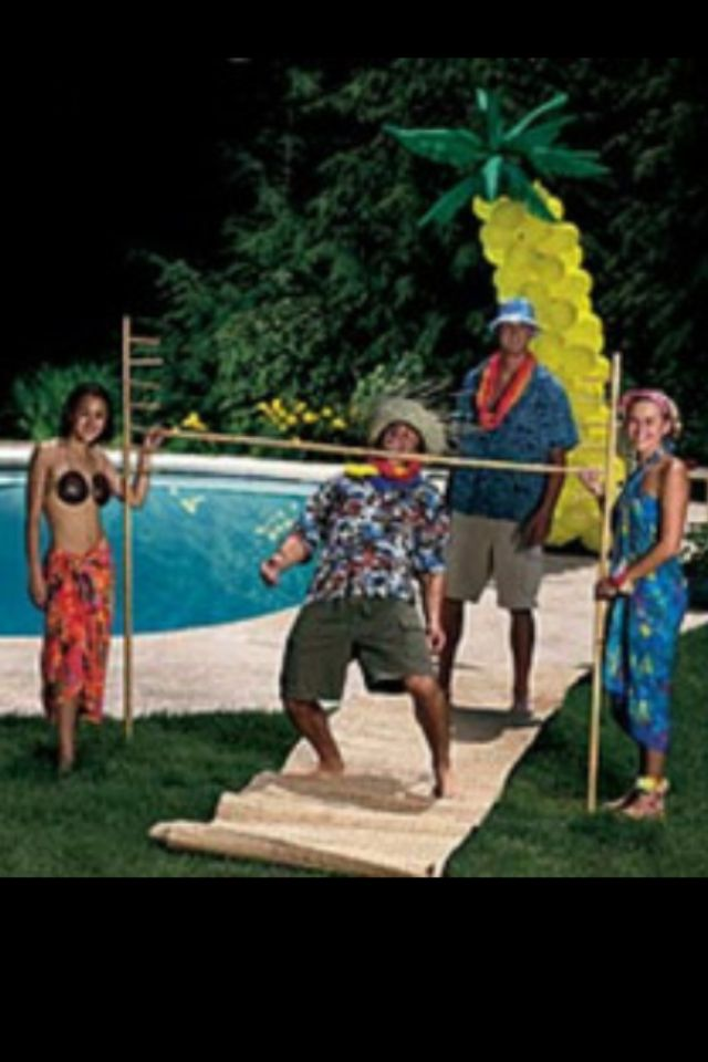 for Planning a adults luau
