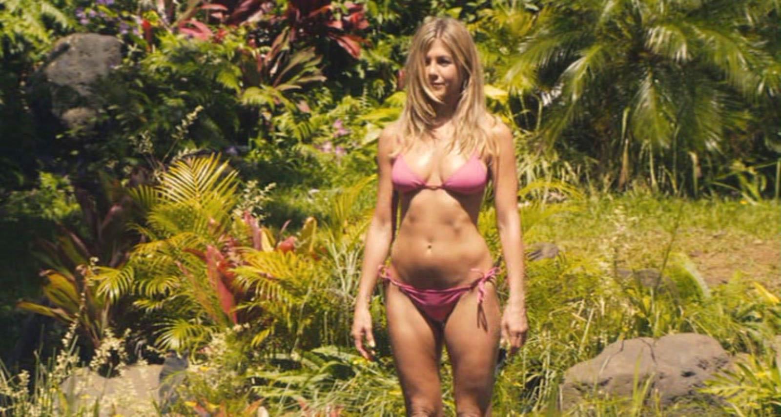 jennifer aniston bikini Hot