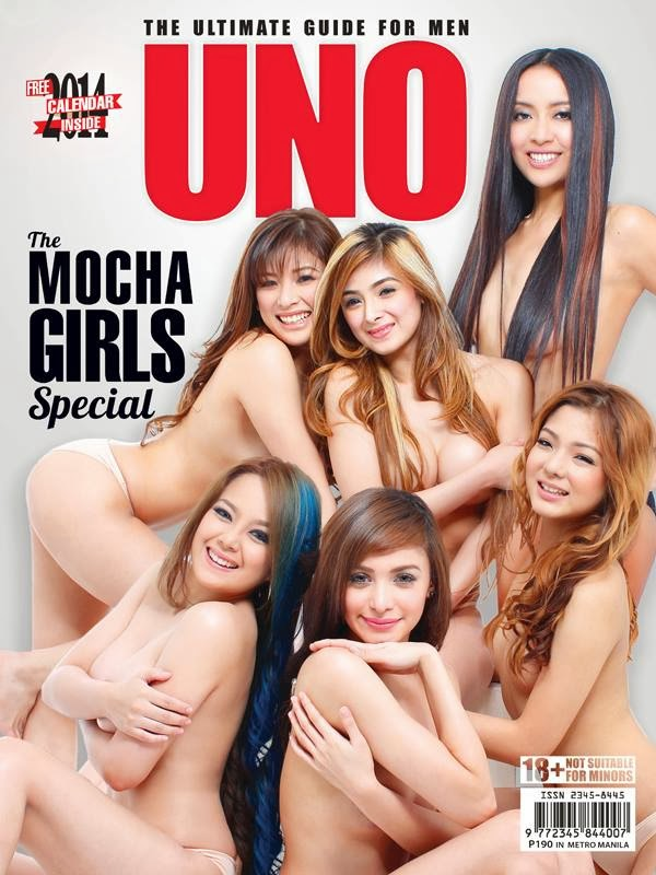 playboy Mocha philippines girls