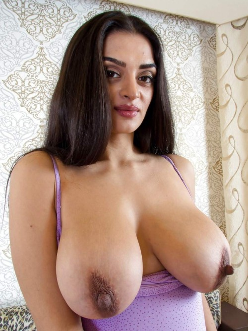 boobs eastern with big Nude middle women
