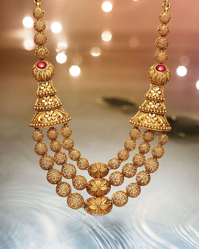 design Indian bridal jewellery