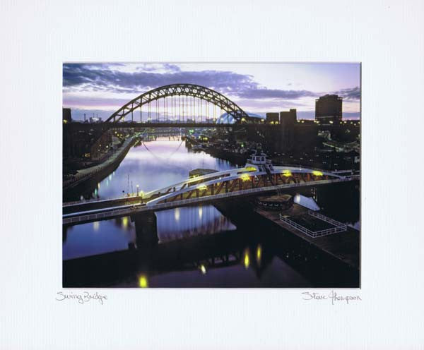 bridge print swinging Biagi