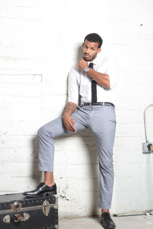 fitzgerald scott male model Black