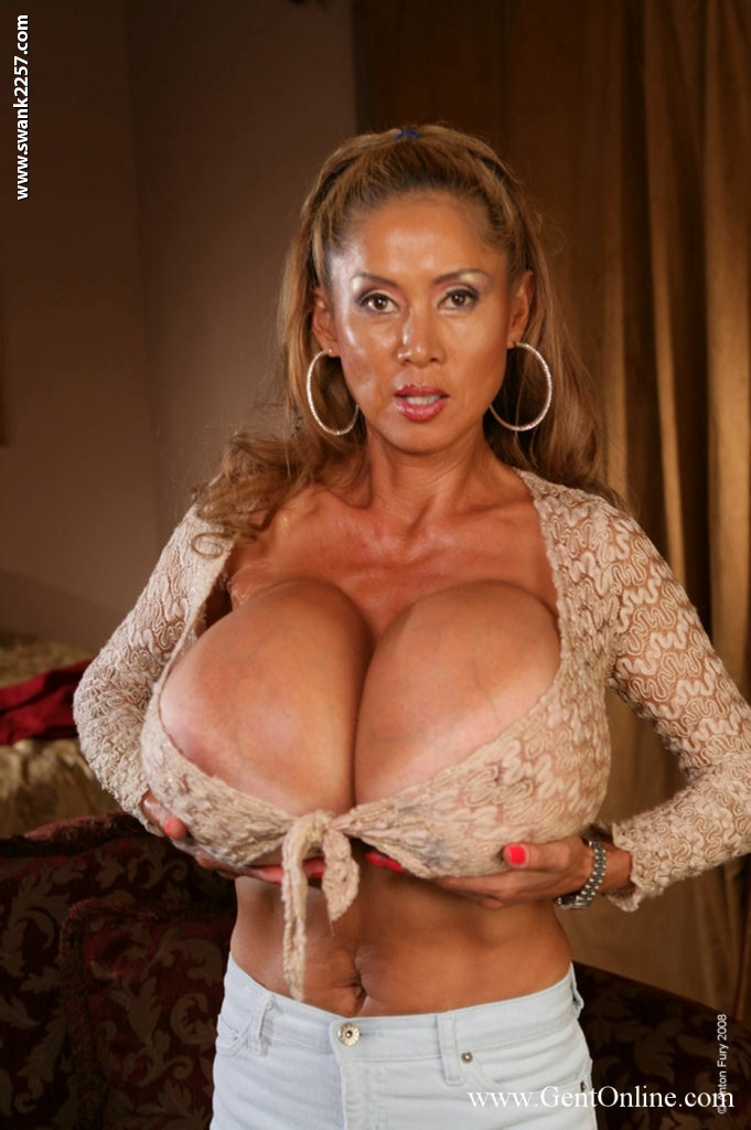 pussy tits spread big hairy Mature
