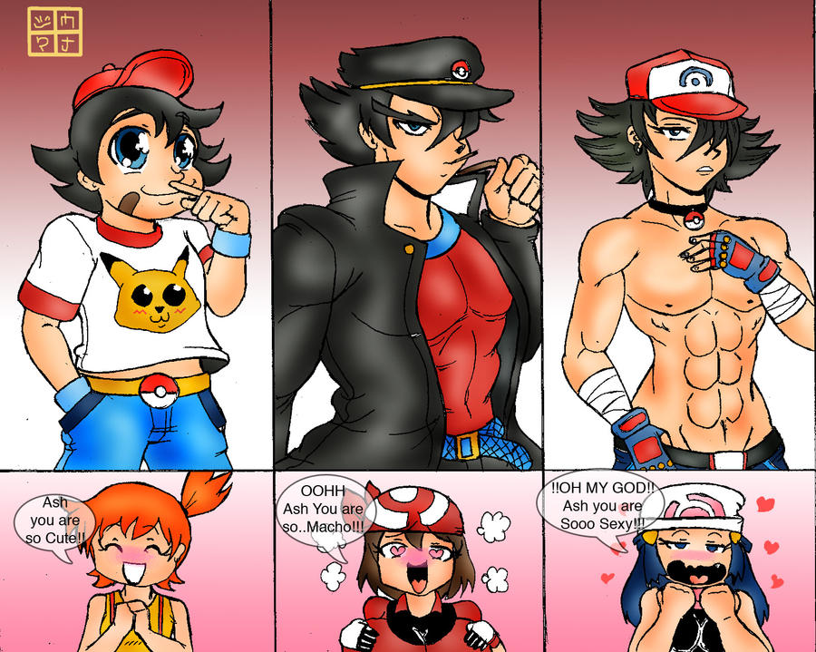 pokemon trainer porn May