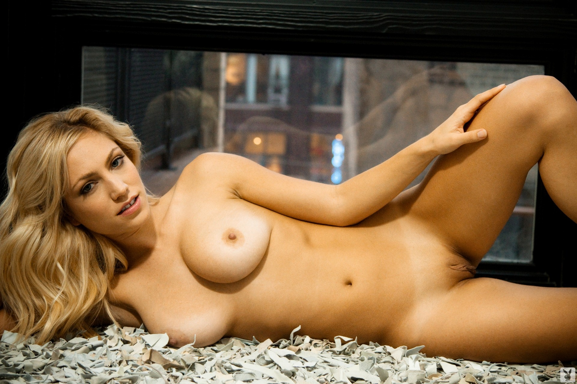 playboy Sexy nude blonde models