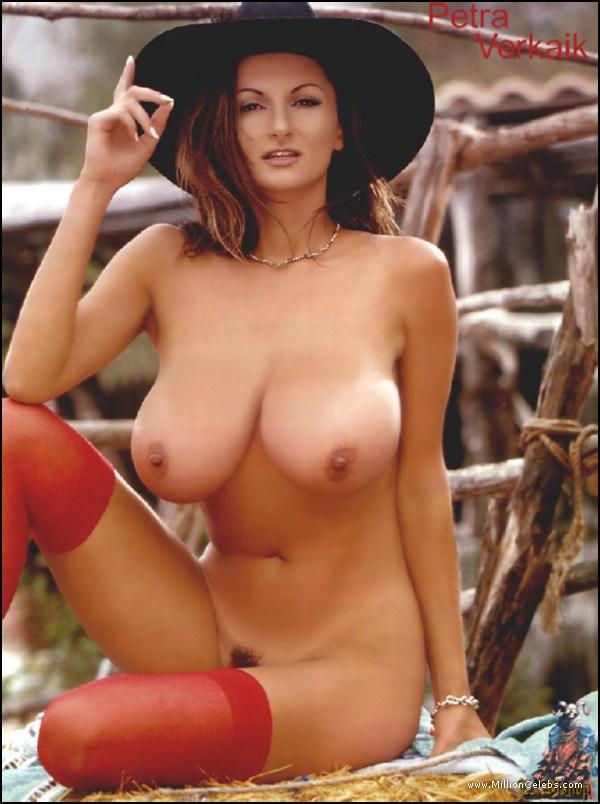 verkaik topless Petra