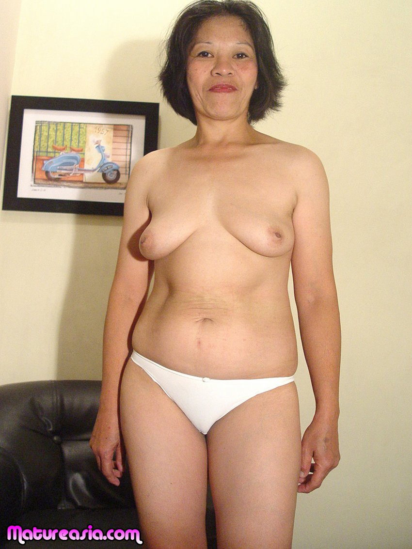 lady naked year old chubby 52