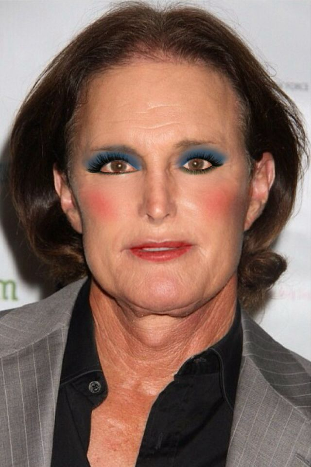 jenner as woman Bruce
