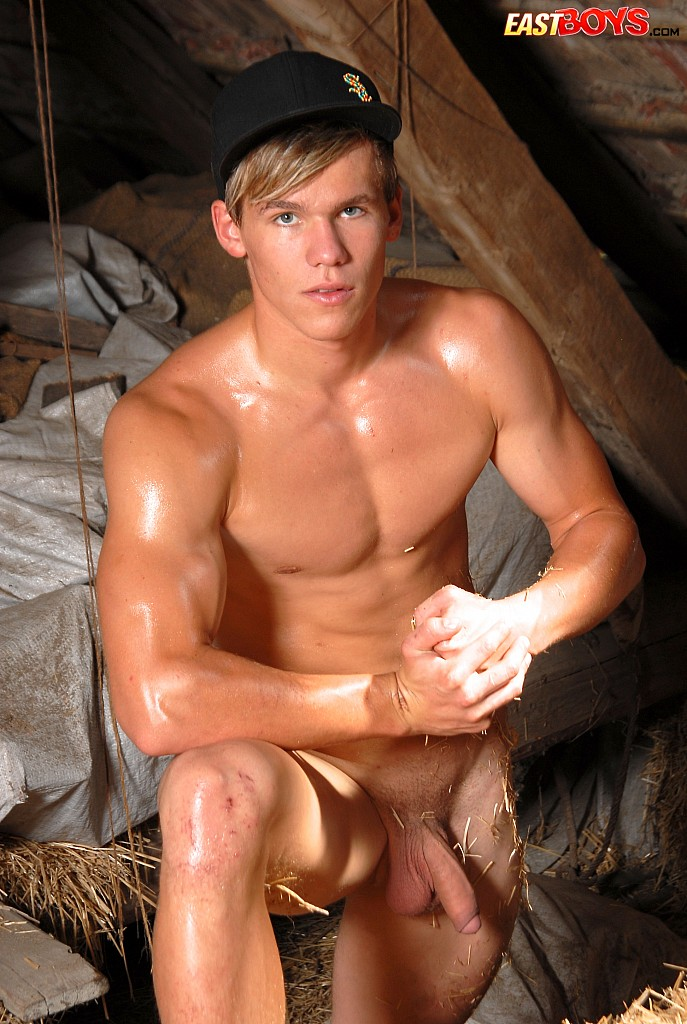 blonde boys naked Gay
