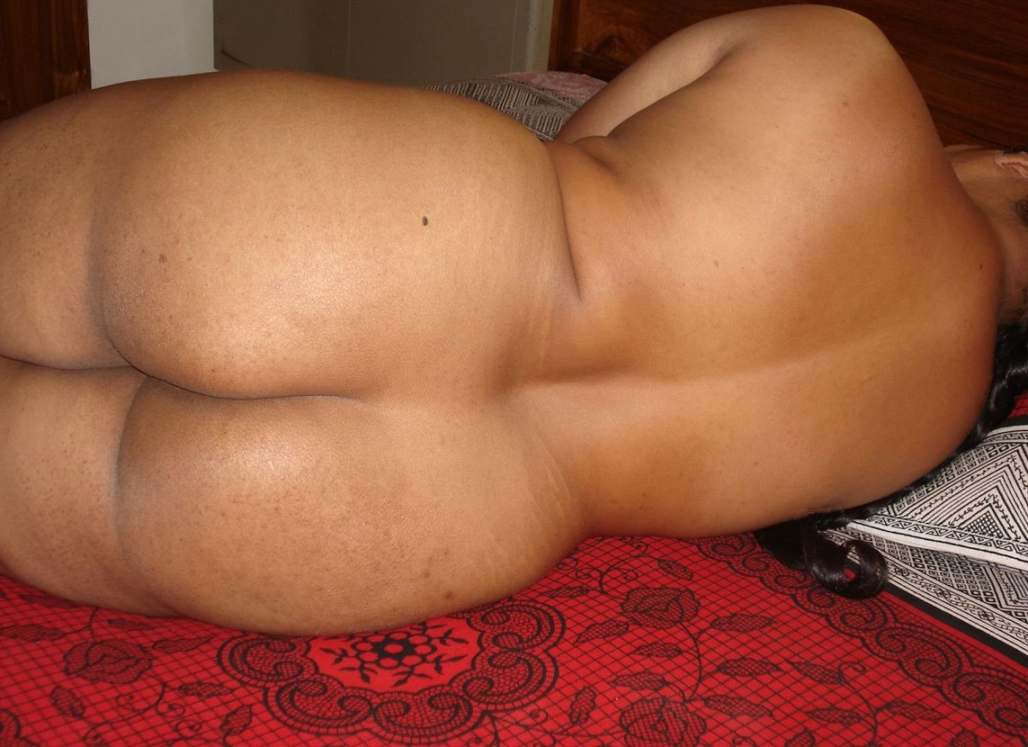 indian nudes ass aunty Fat big