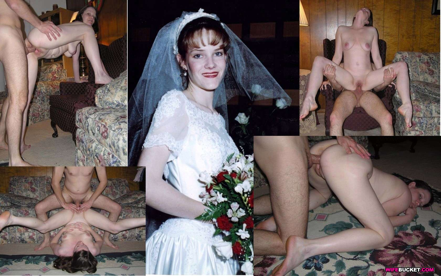 before after naked Wife