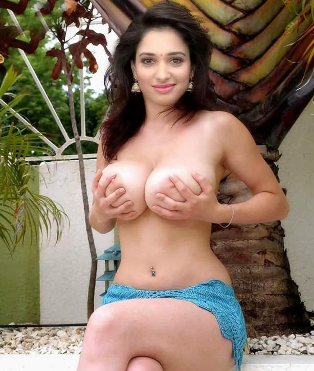 nude boobs Tamanna hot