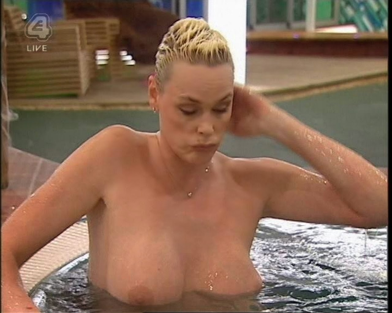 big brother nude Celebrity