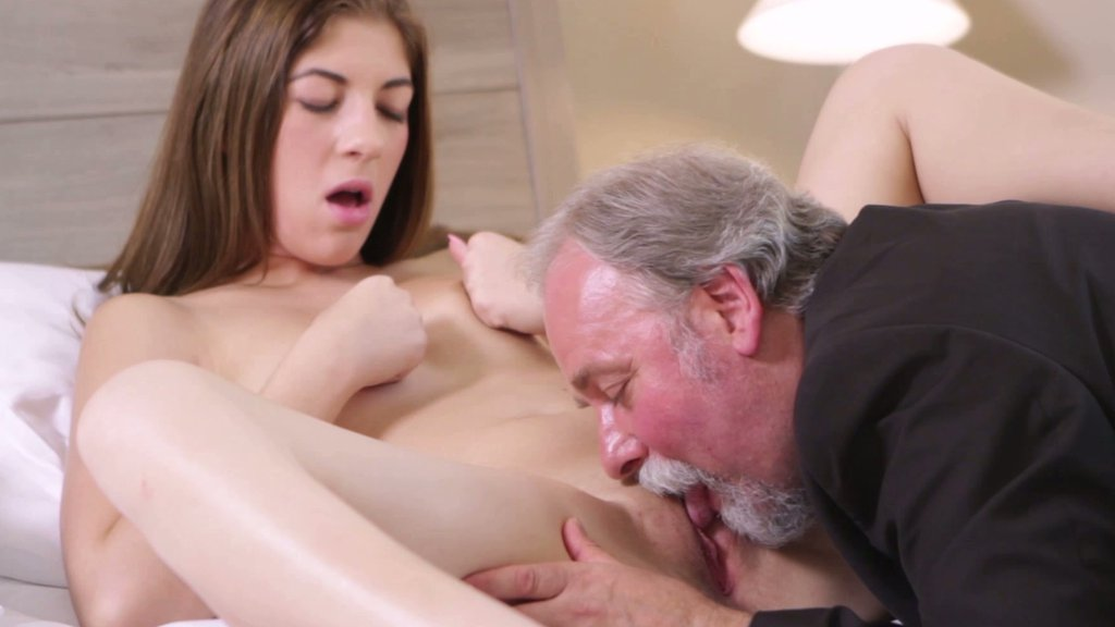 men pussy old licking