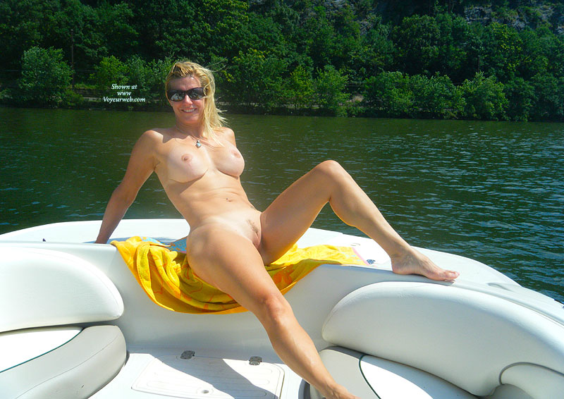 Tumblr Naked Wife On Boat