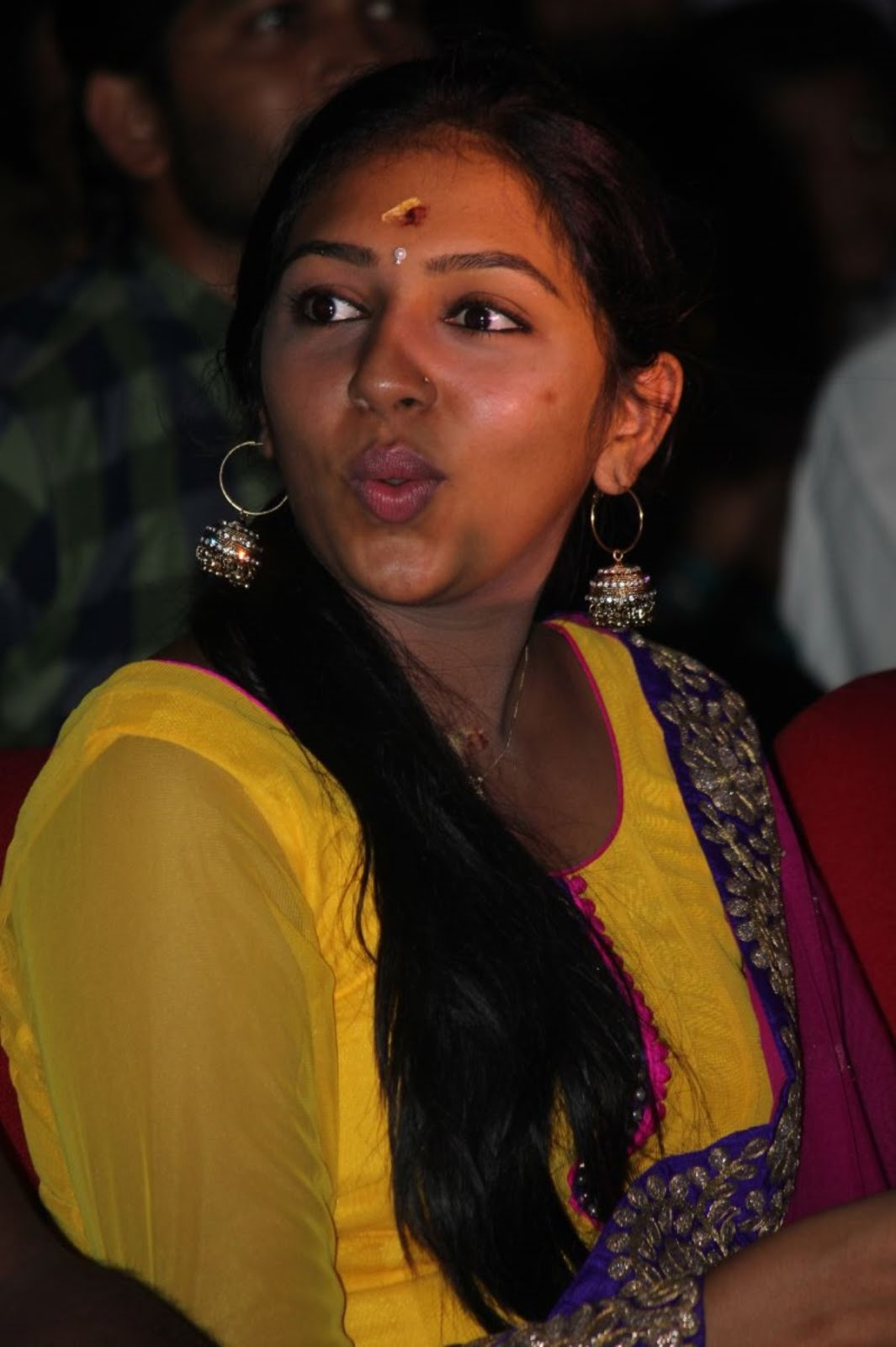 actress tamil Lakshmi menon