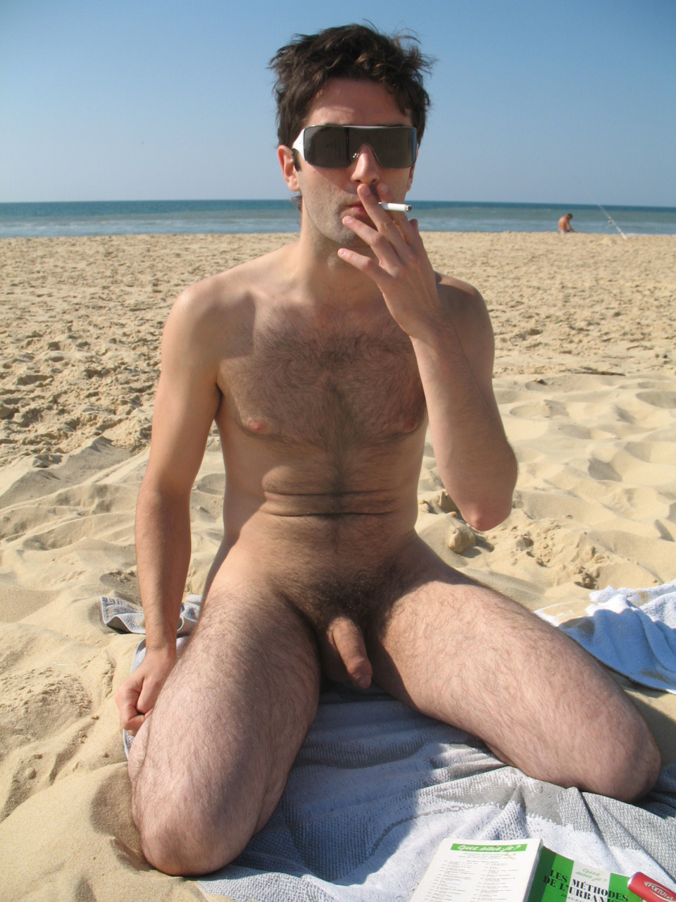 men beaches Naked in nude