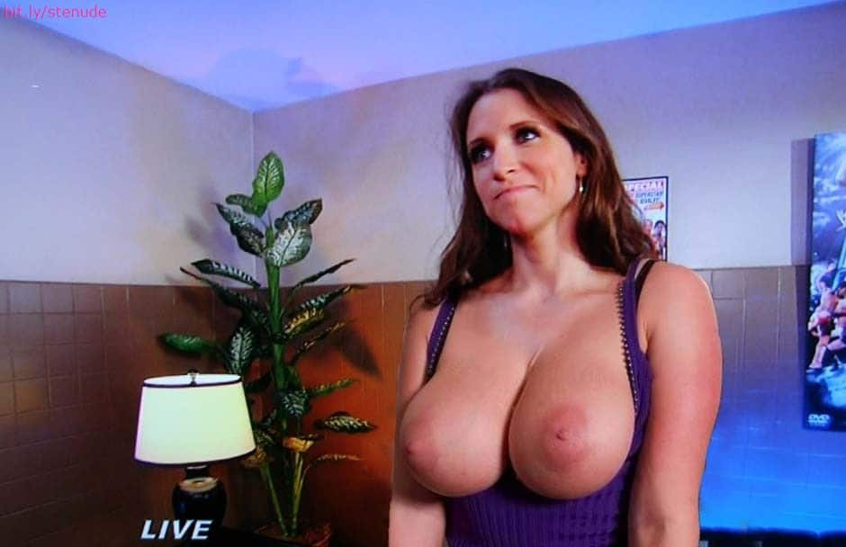mcmahon sex Stephanie naked