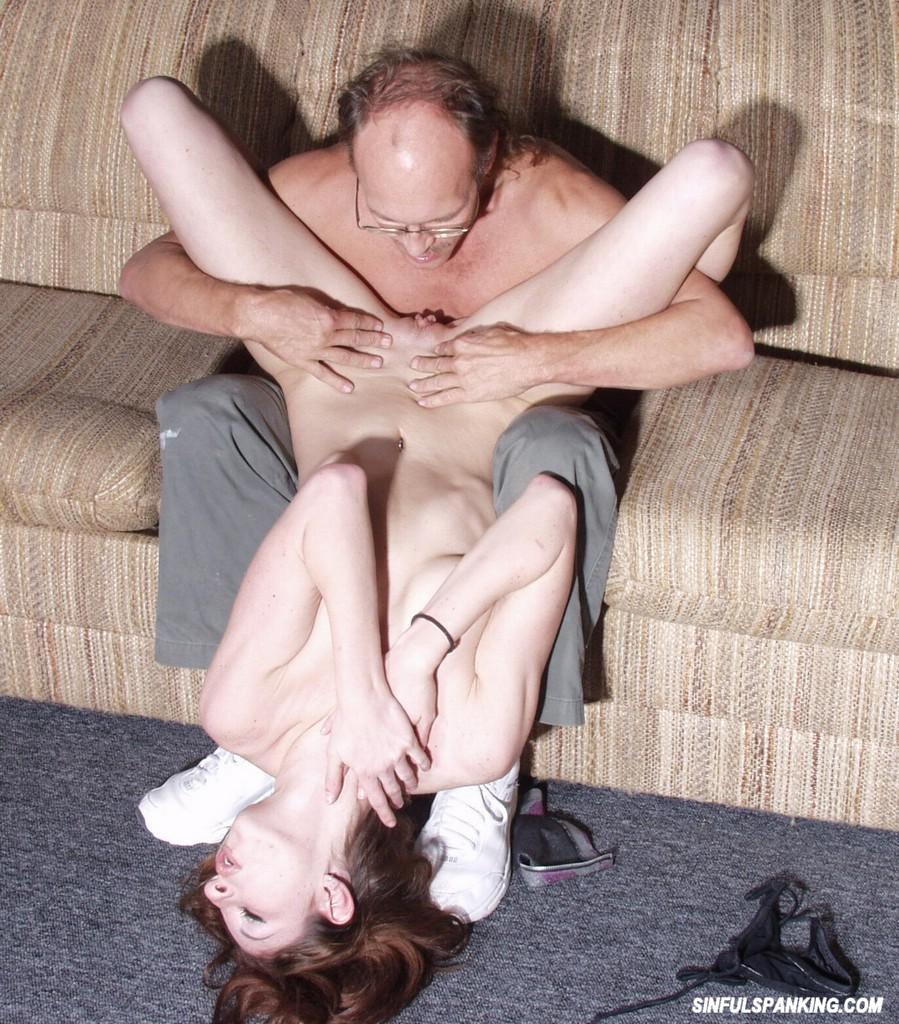 spank cock shorts young Naked tiny