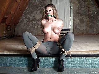 bound vibed Nude