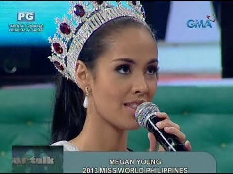 megan Miss young philippines