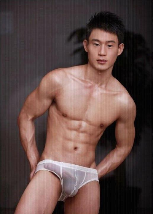 male naked model korean