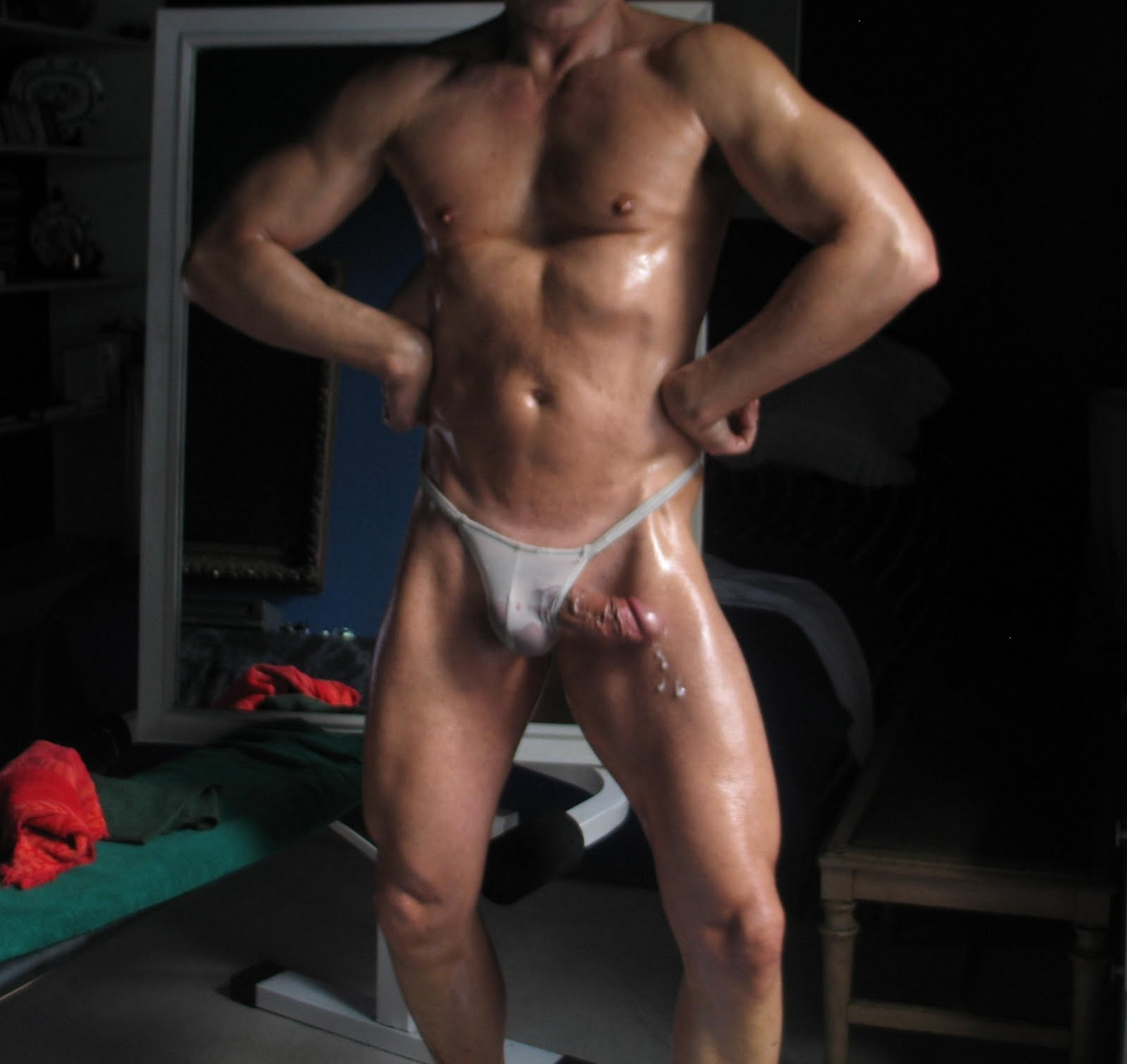 bulges Men with big