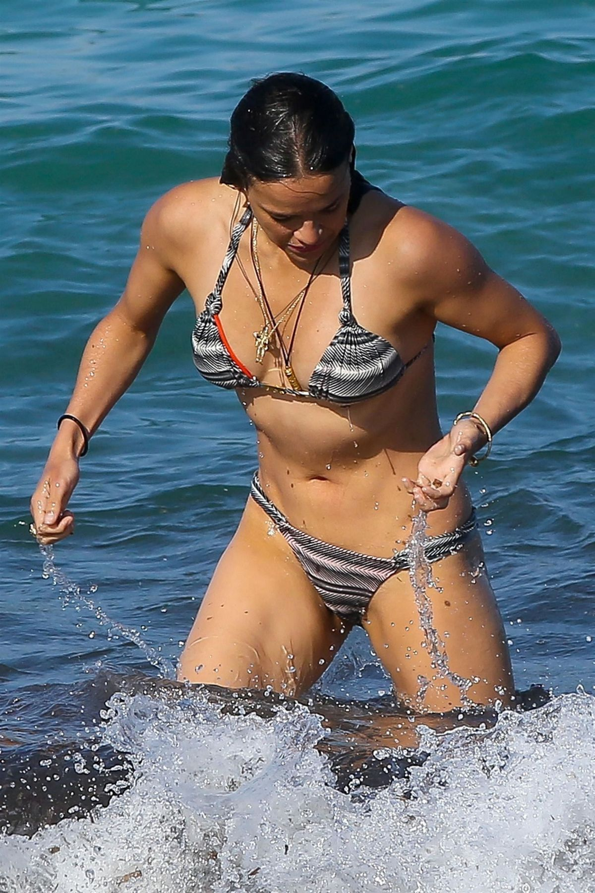 hot Michelle bikini rodriguez