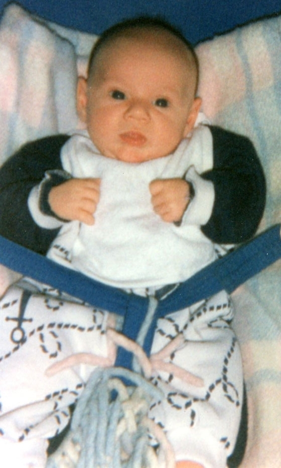 he was baby horan when Niall a
