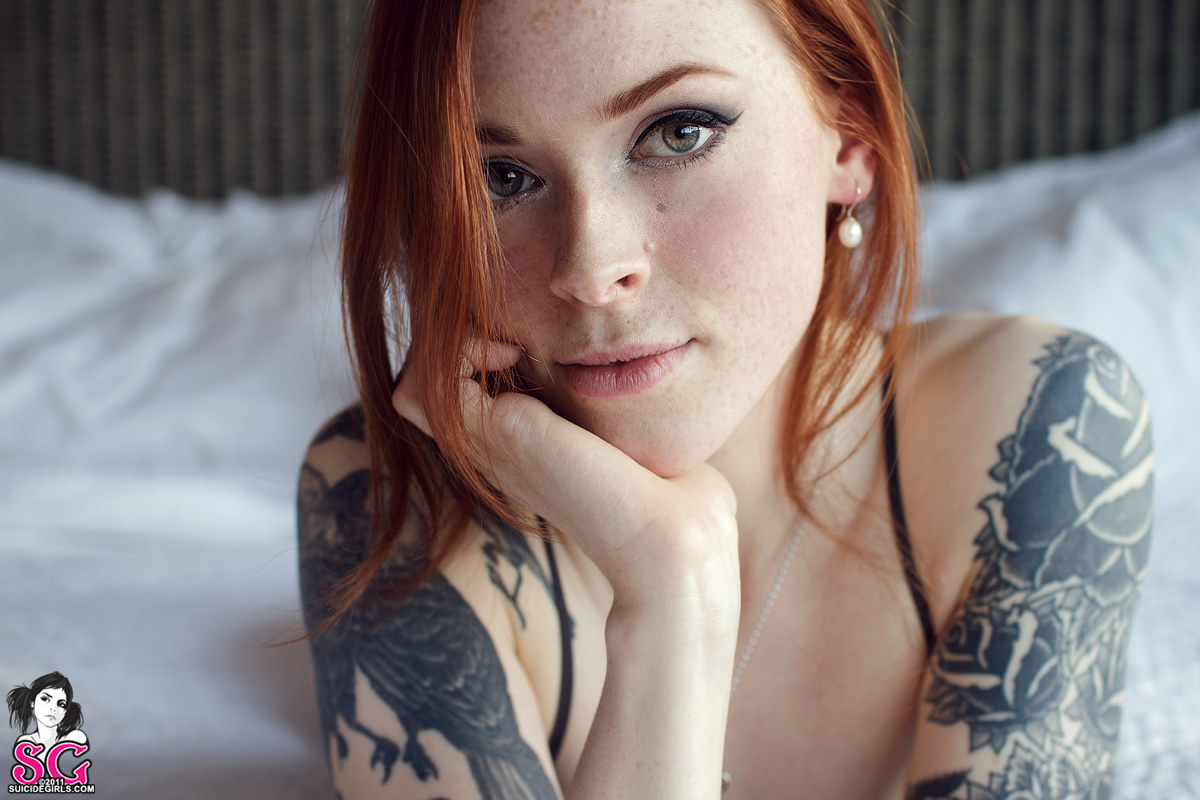 suicide redhead Kemper girls