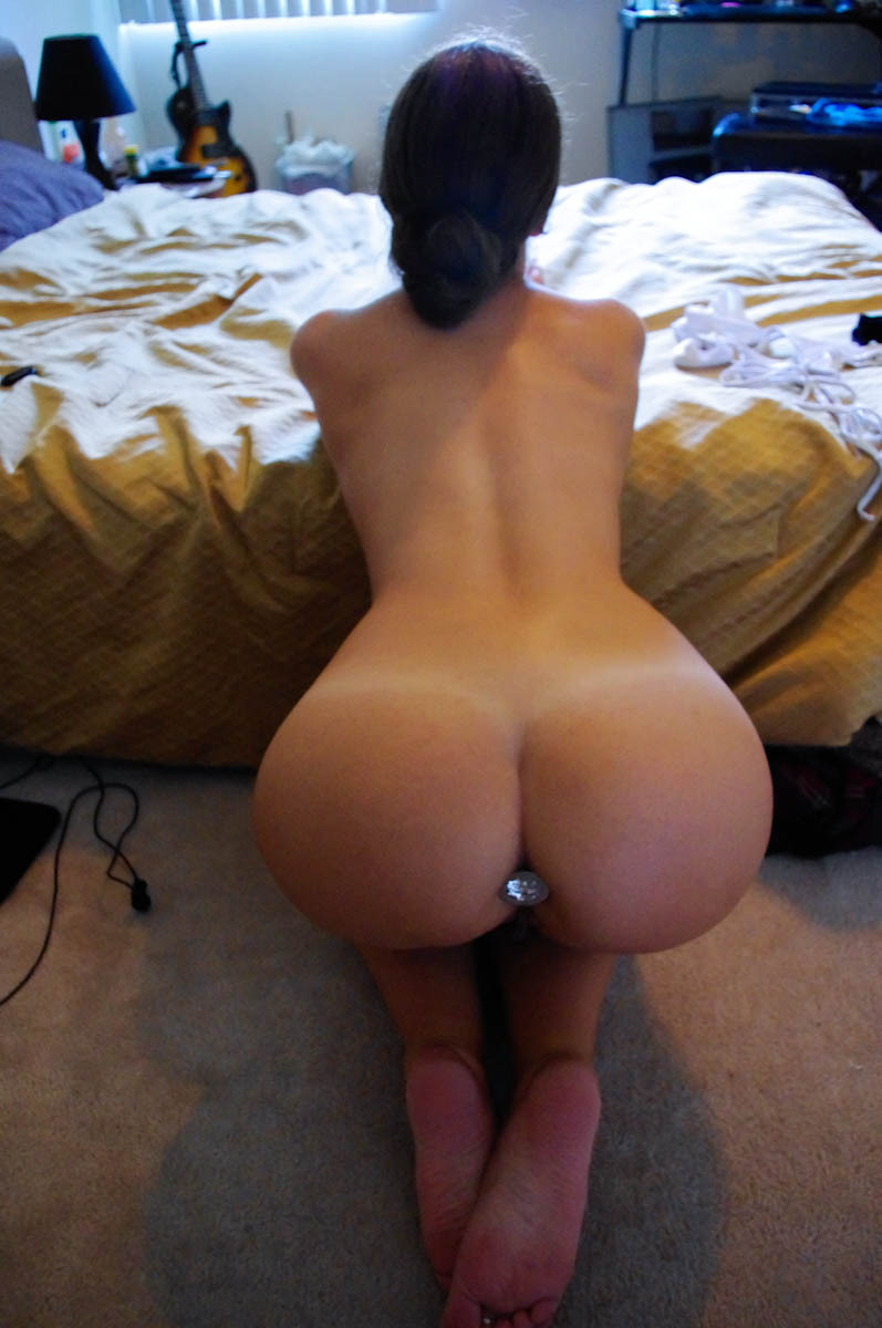 butts round nude big