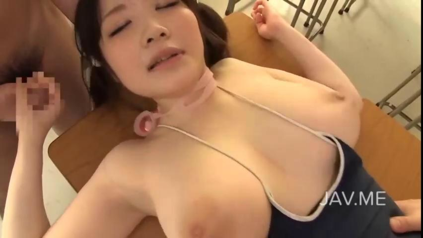 big Asian tits blowjob amateur