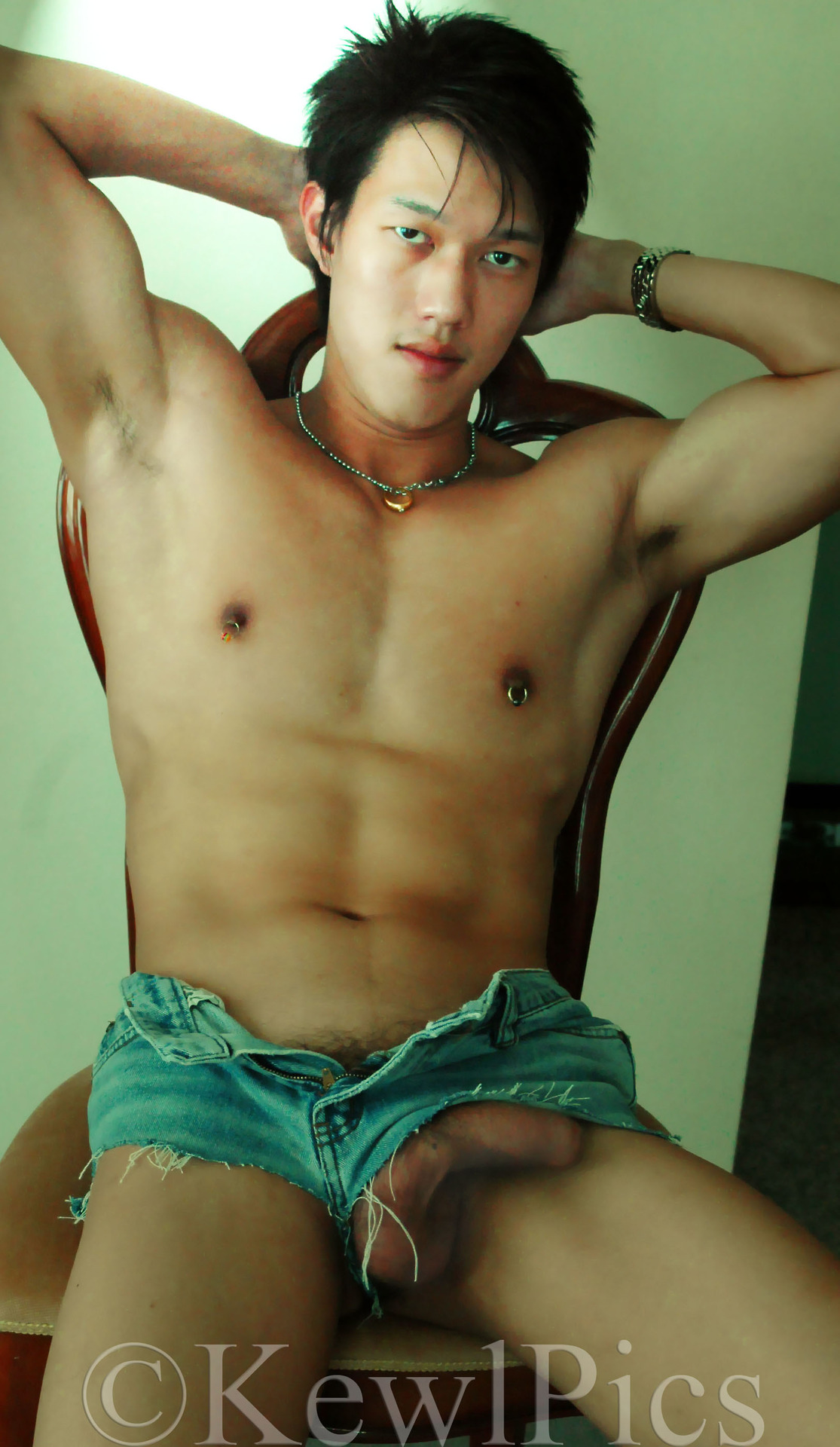Picture indonesian male models naked half naked