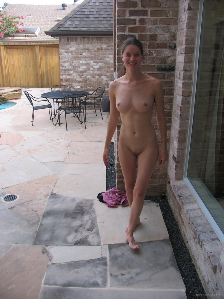 mature stripping Nude wife