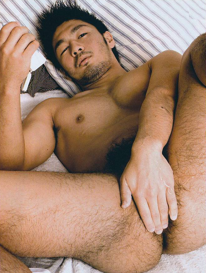 naked Asian gay
