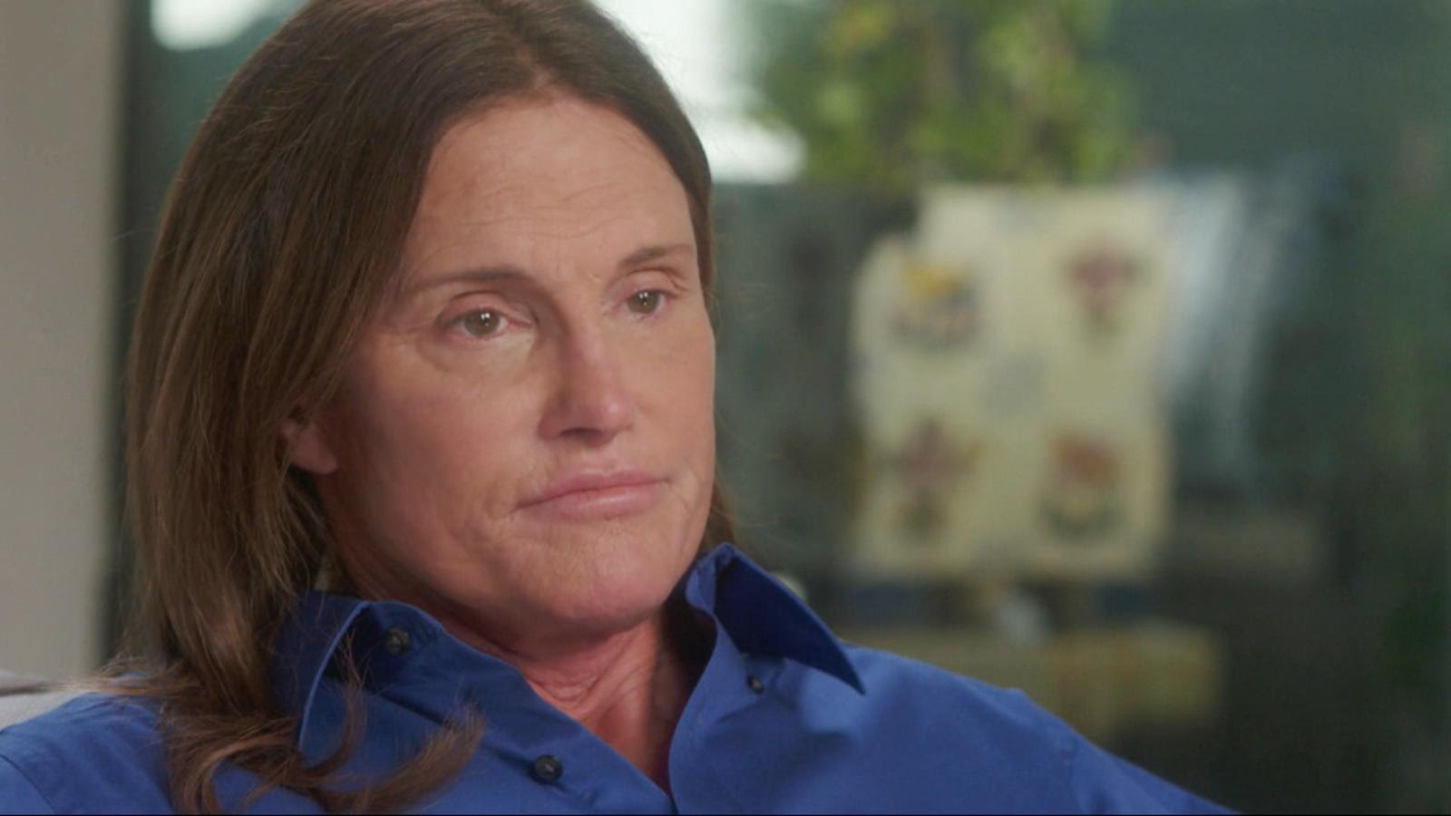 woman Bruce jenner as
