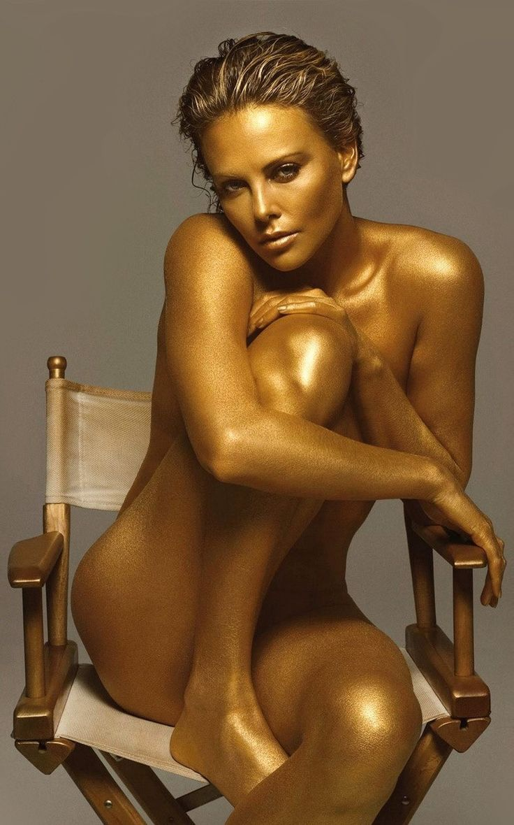 sexy Charlize body theron