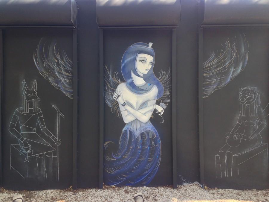 breasts Wynwood walls