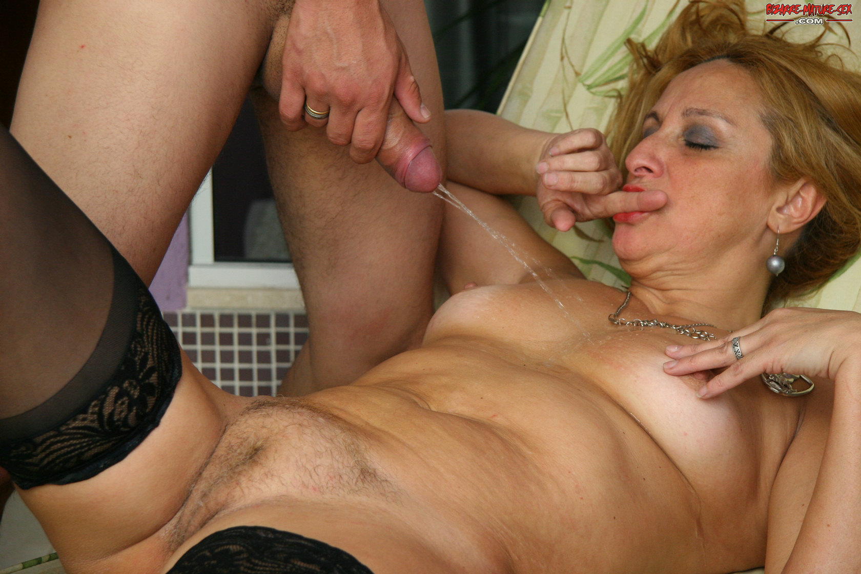 mature sex Bizarre