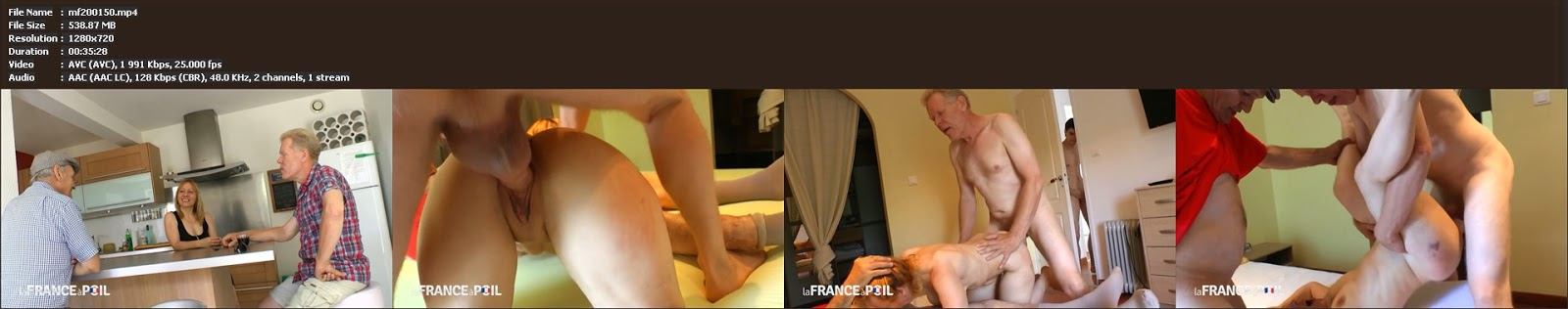 anal archive matur franch