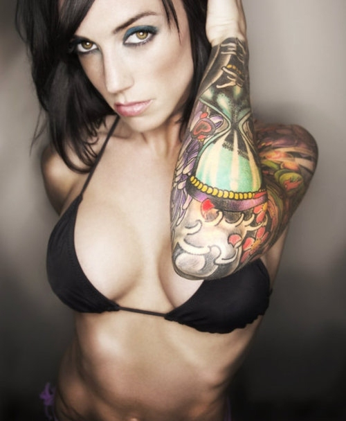 tattoos Tumblr girls with