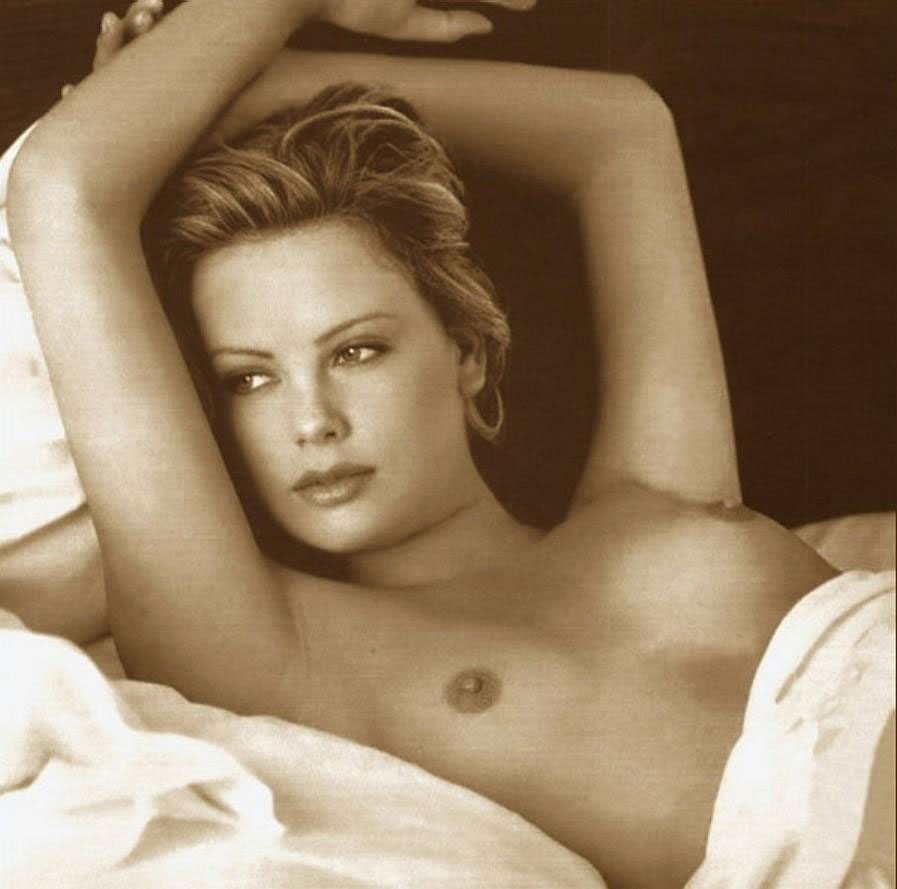 pic theron nude of