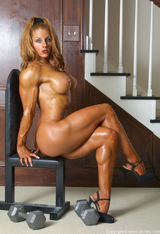 female sexy xxx booty muscle